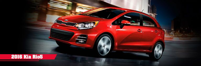 2016 Kia Rio 5-Door hatchback St. Petersburg FL