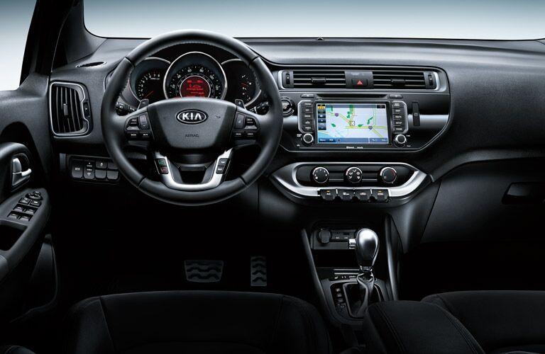 2016 Kia Rio vs 2016 Toyota Yaris compact and 5-door hatchbacks fuel economy nice handling