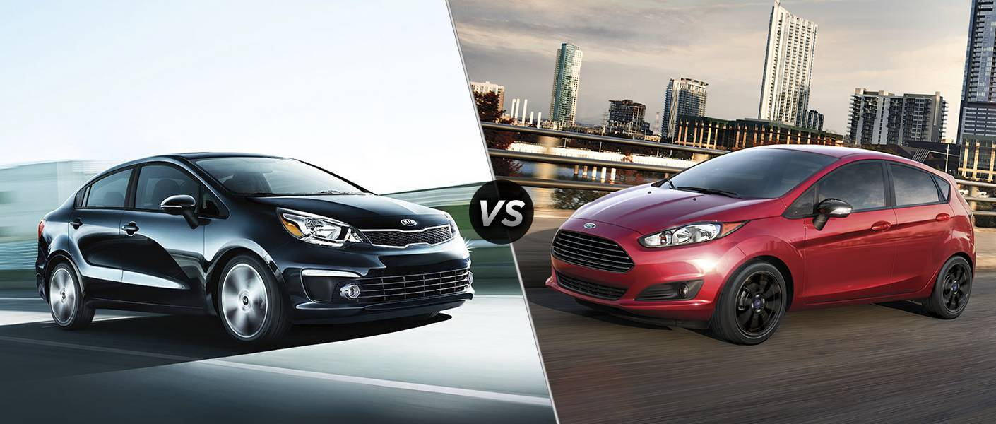Kia Dealership Tampa >> 2016 Kia Rio vs 2016 Ford Fiesta