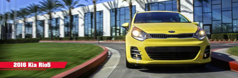 2016 Kia Rio 5-Door New Port Richey FL