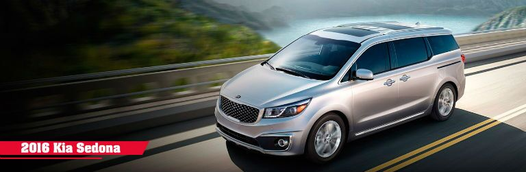 2016 Kia Sedona minivan Friendly Kia Clearwater FL
