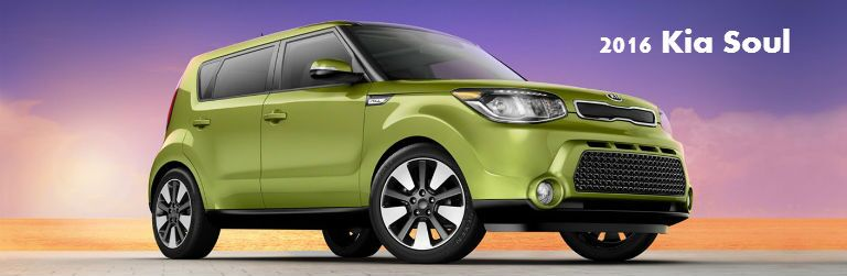2016 Kia Soul trim level comparisons Trinity Spring Hill FL