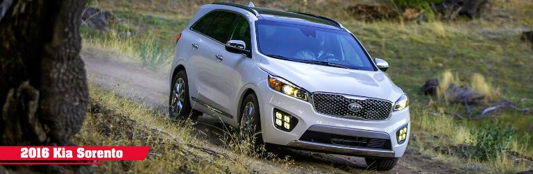 2016 Kia Sorento trim level comparisons Tampa FL
