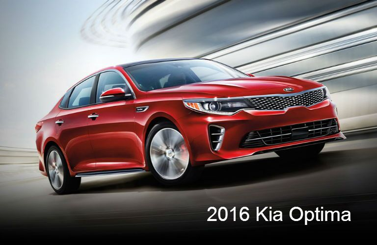2016 Kia Optima Tampa FL
