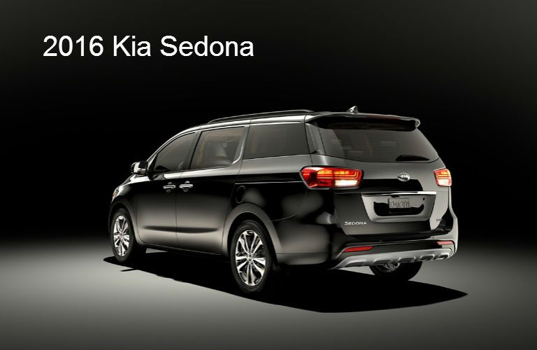 2016 Kia Sedona New Port Richey FL