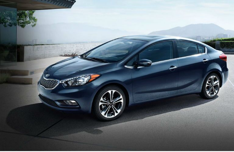 2016 Kia Forte sleek design Tampa FL