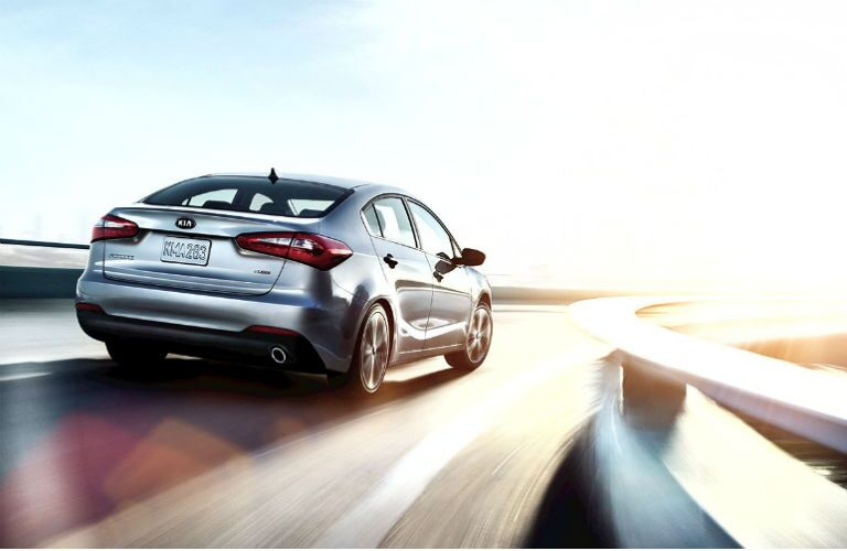 2016 Kia Forte on the move Clearwater St. Petersburg FL