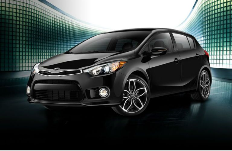 Kia Forte5 vs. Mazda3 5-Door compact hatchbacks Friendly Kia Clearwater FL