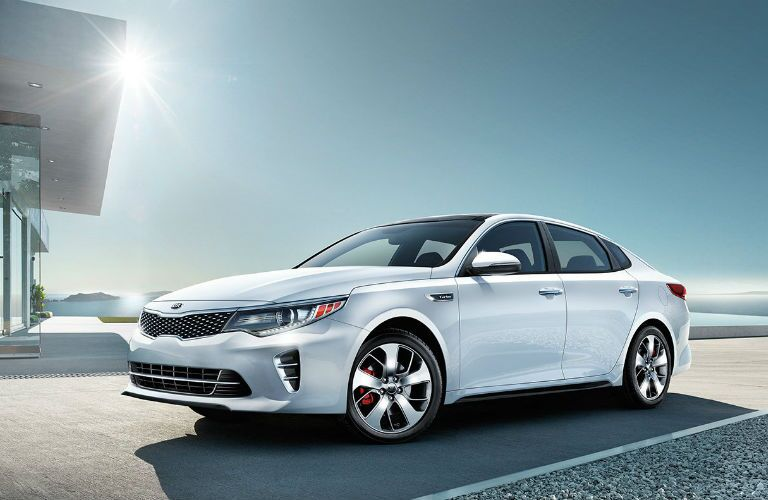 2016 Kia Optima Clearwater FL
