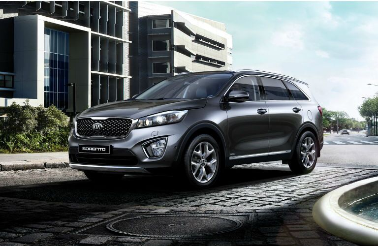 2016 Kia Sorento midsize SUV Friendly Kia serving St. Petersburg FL