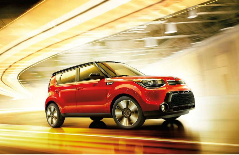 Fun design 2016 Kia Soul St. Petersburg FL