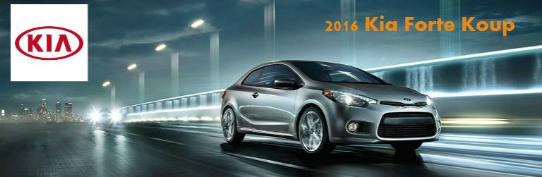 2016 Kia Forte Koup sporty compact Tampa Clearwater St. Petersburg FL