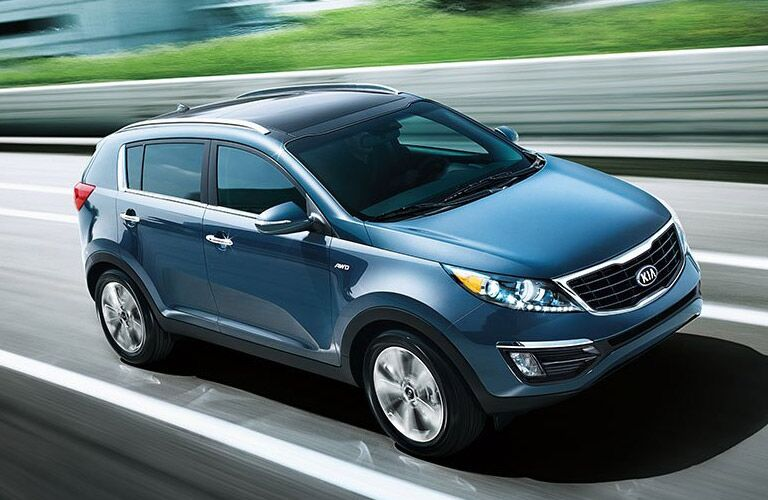 2016 Kia Sportage vs. 2016 Honda CR-V small SUVs towing and cargo room Friendly Kia Tampa New Port Richey St. Petersburg Clearwater Spring Hill FL