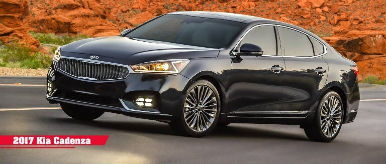 2017 Kia Cadenza New Port Richey FL