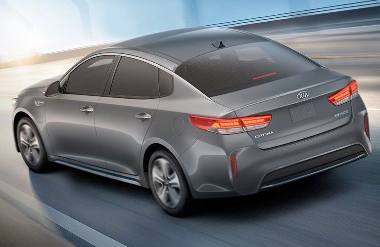Kia Optima Hybrid and Plug-In Hybrid models New Port Richey FL