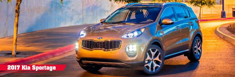 2017 Kia Sportage crossover New Port Richey FL