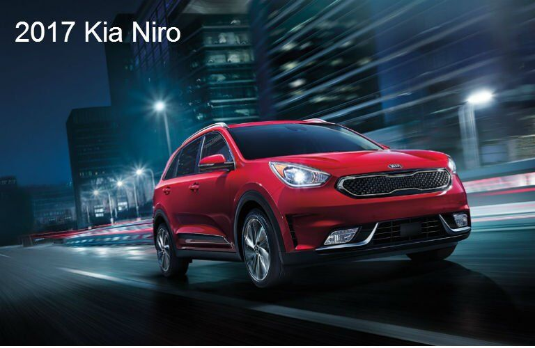 Summer SUV Clearance Event 2017 Niro