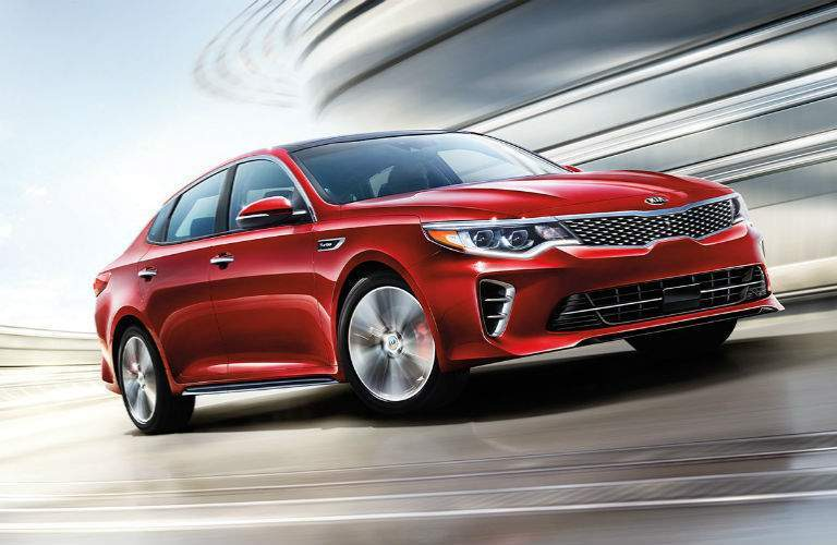 2017 Kia Optima New Port Richey FL