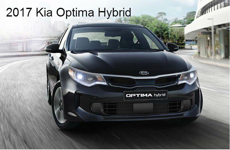 2017 Kia Optima Hybrid St. Petersburg FL
