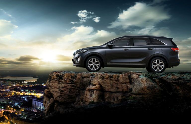 Kia Sorento trim comparisons L vs. LX vs. EX vs. LX V6 vs. SX V6