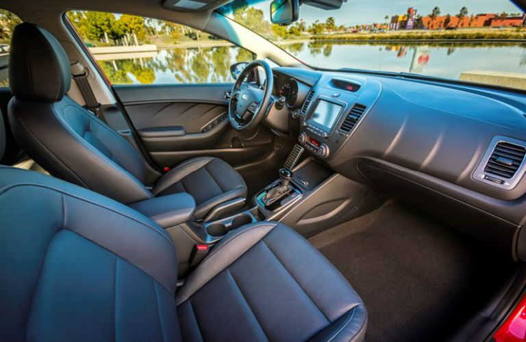 2017 Kia Forte interior New Port Richey FL
