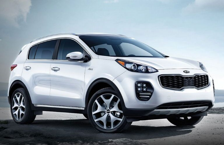 Kia Sportage crossover vs. Mazda CX-5 crossover Friendly Kia Tampa FL