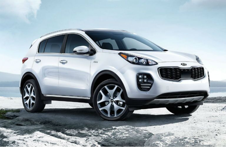 Kia Sportage vs Ford Escape Tarpon Springs FL