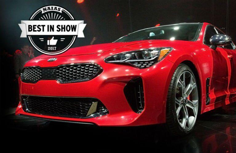 Kia Stinger Tampa Clearwater St Petersburg FL - Car show brandon fl
