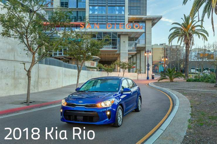 2018 Kia Rio New Port Richey FL