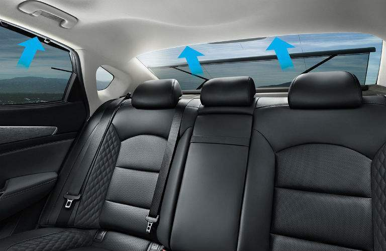 rear nappa leather seating in 2018 kia cadenza