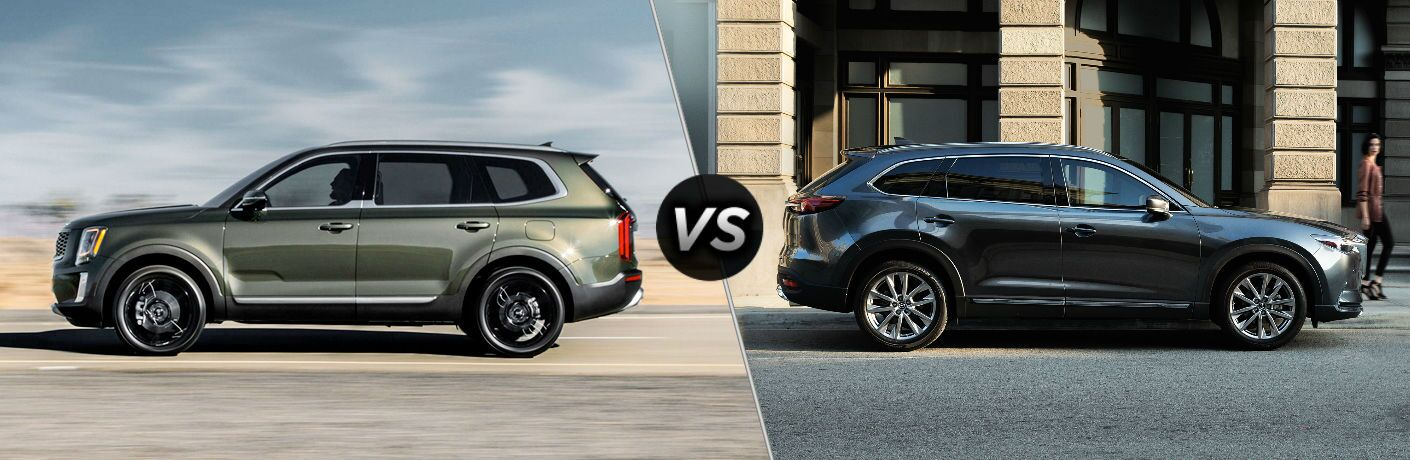 2020 Kia Telluride Vs 2019 Mazda Cx 9 Friendly Kia