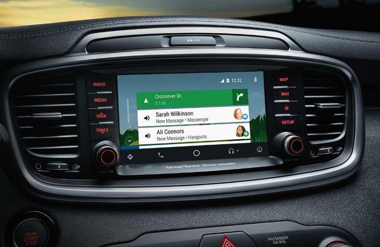 android auto in 2019 kia sorento