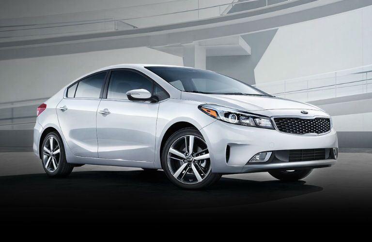 2017 Kia Forte color options New Port Richey FL