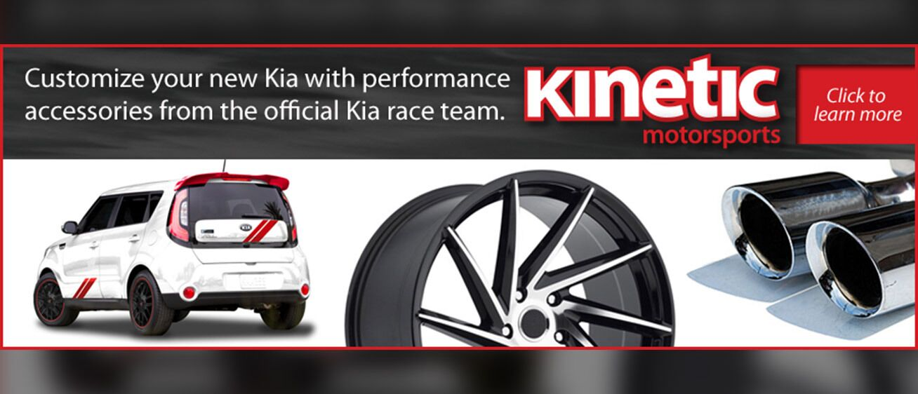 Kia Dealership Tampa >> Custom Kia Models Kinetic Motors Tampa Clearwater St ...