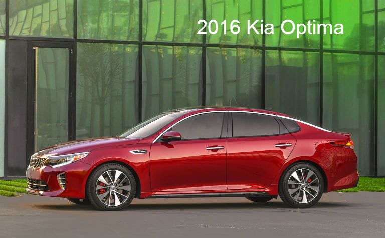 New Kia Optima Brooksville FL
