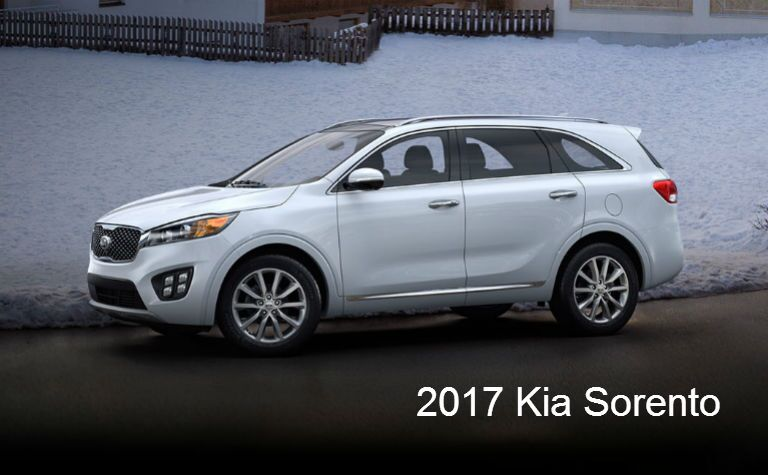 New Kia Sorento St. Petersburg FL