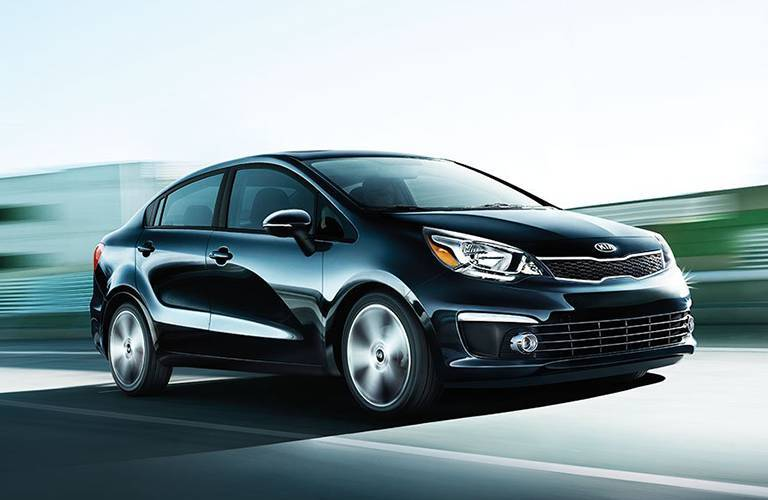 Kia Rio vs Hyundai Accent fun features options