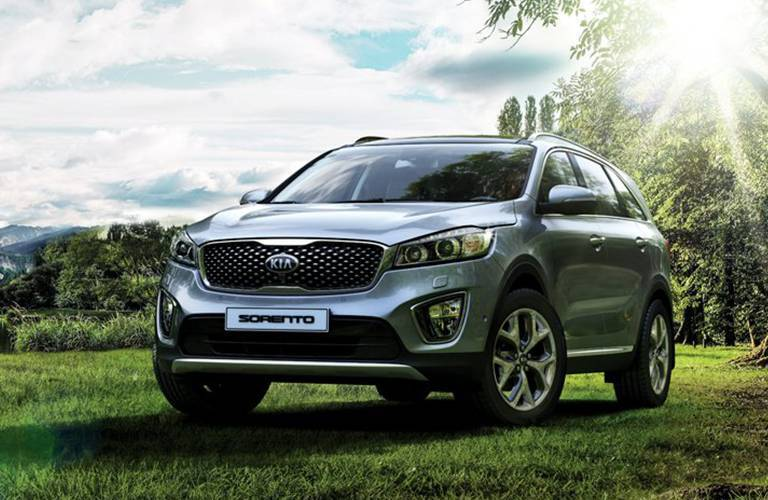 Kia Sorento rugged award winning performance