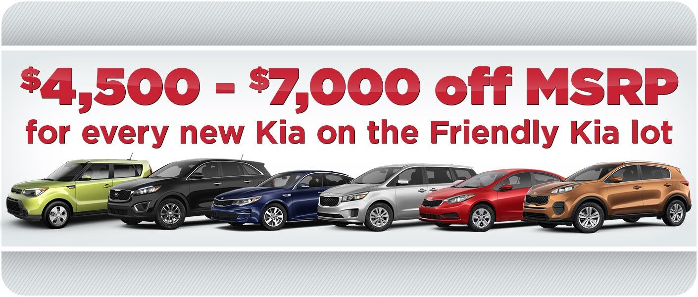 Friendly Kia auto dealership serving Tampa FL