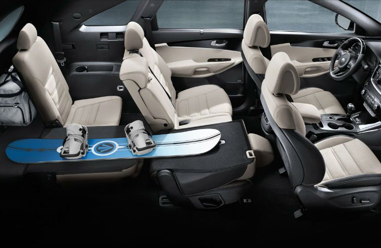 2016 Kia Sorento interior space New Port Richey FL