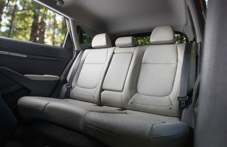 rear seats in 2021 kia seltos