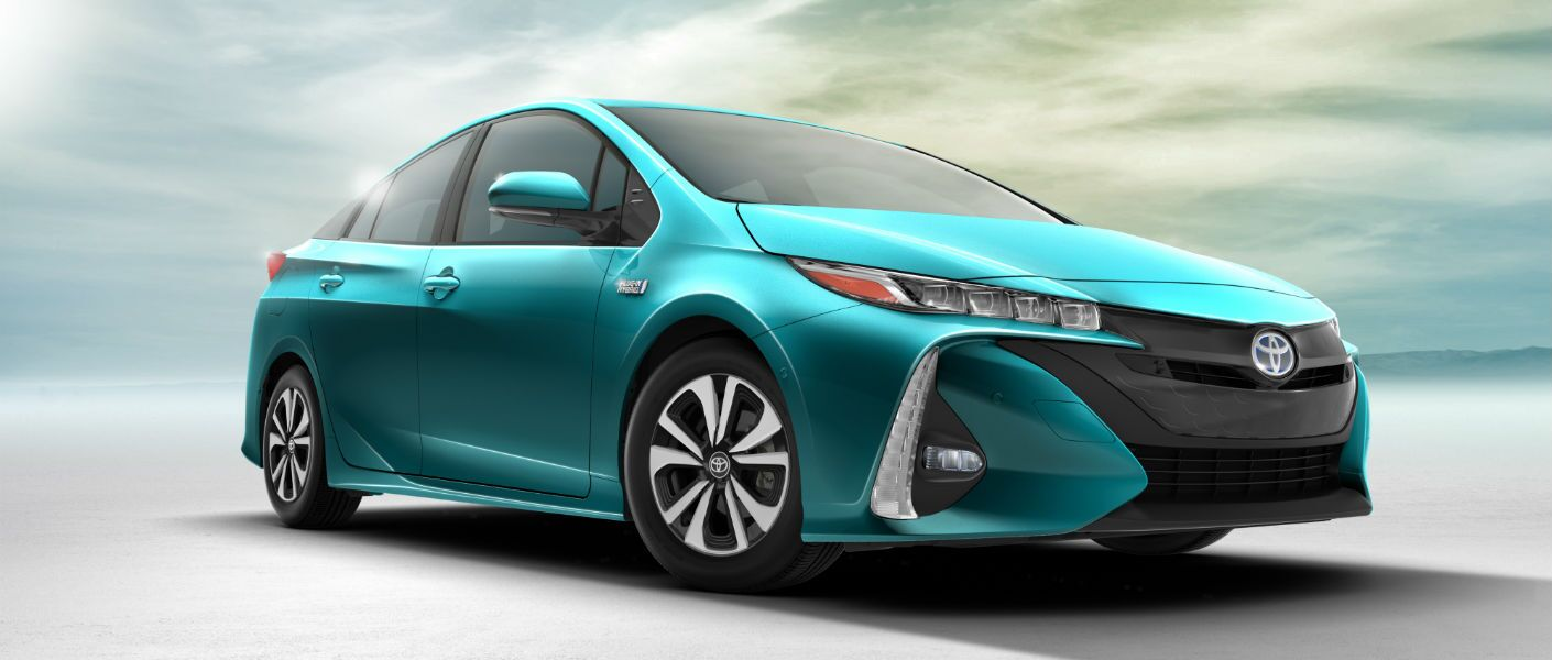 2017 Toyota Prius Prime in Lima, OH