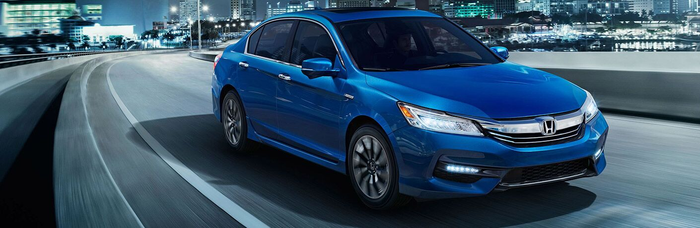 2017 Honda Accord Hybrid color