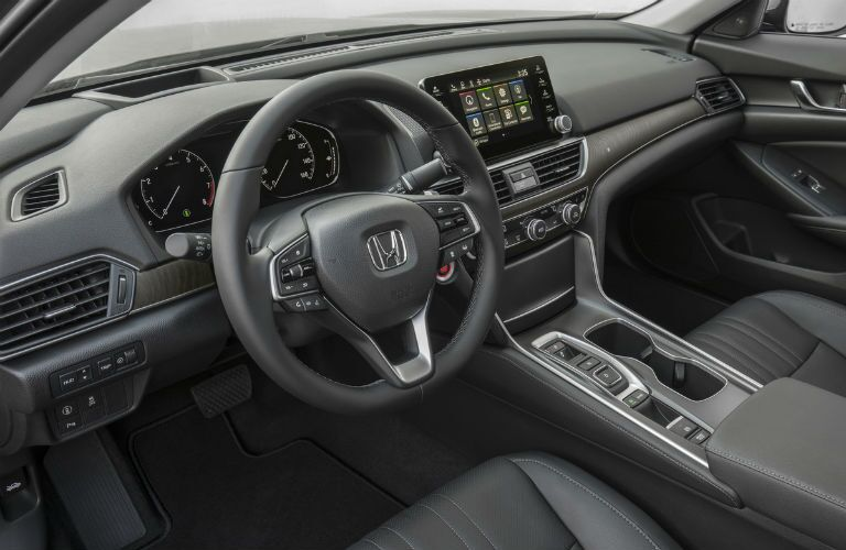 2020 Honda Accord Interior Cabin Dashboard