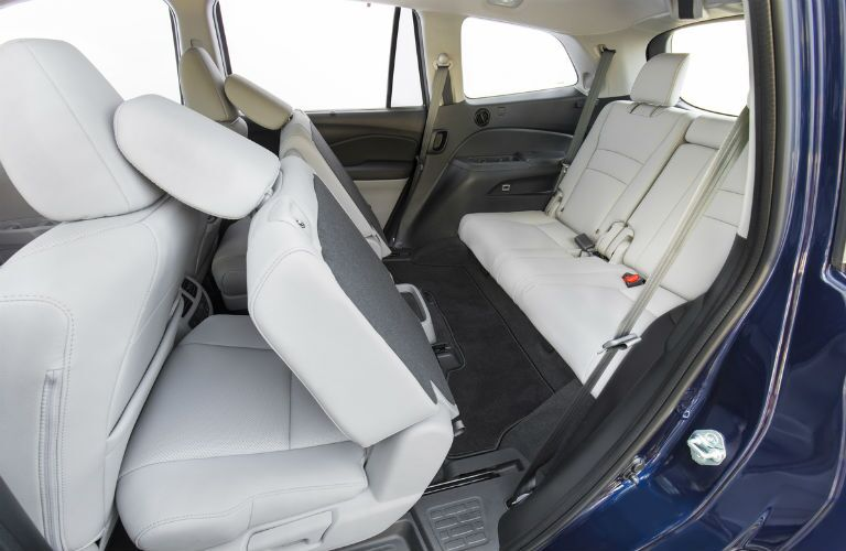 2021 Honda Pilot Interior Cabin Rear Seating