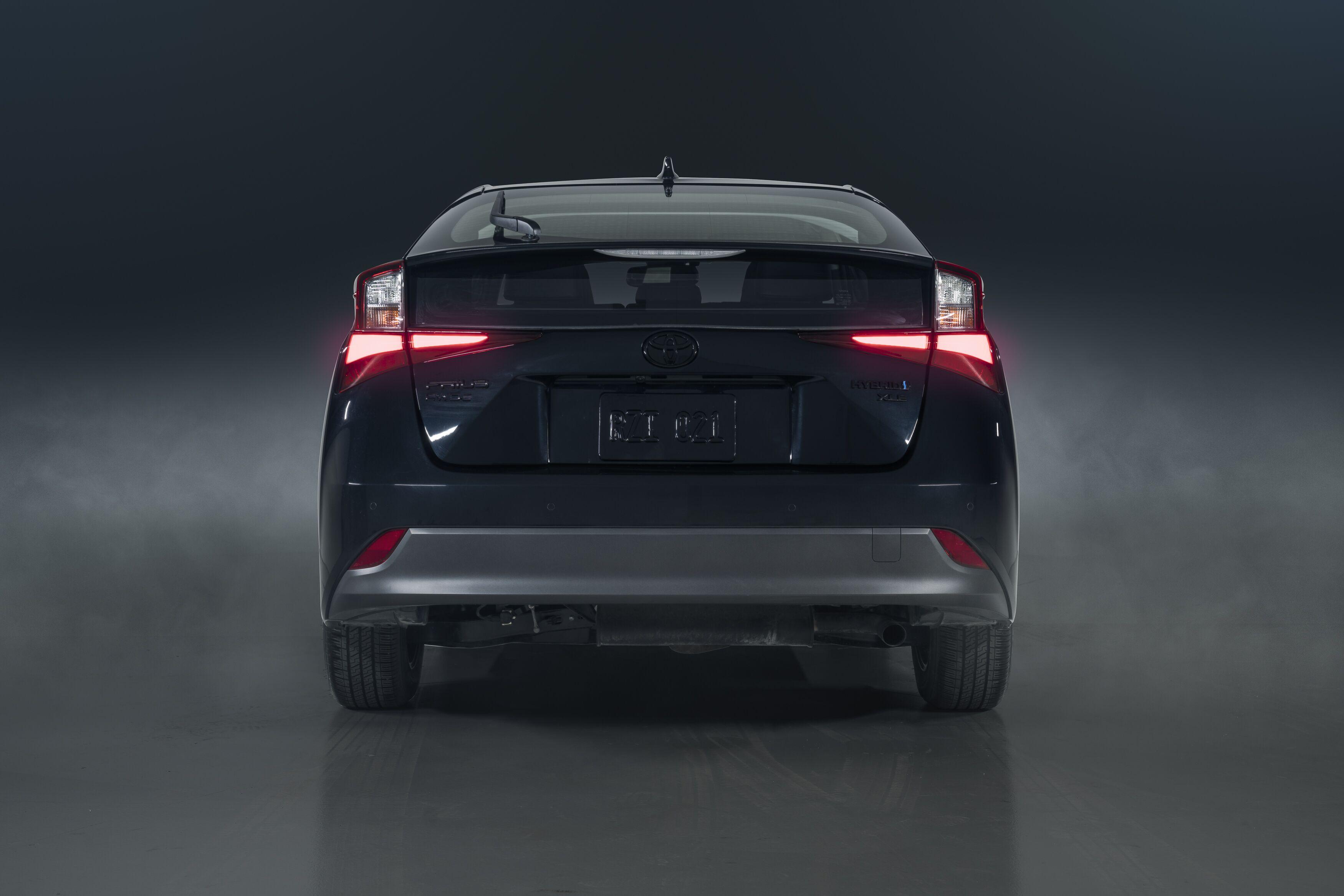 2022 Toyota Prius Nightshade Edition Exterior Rear Fascia