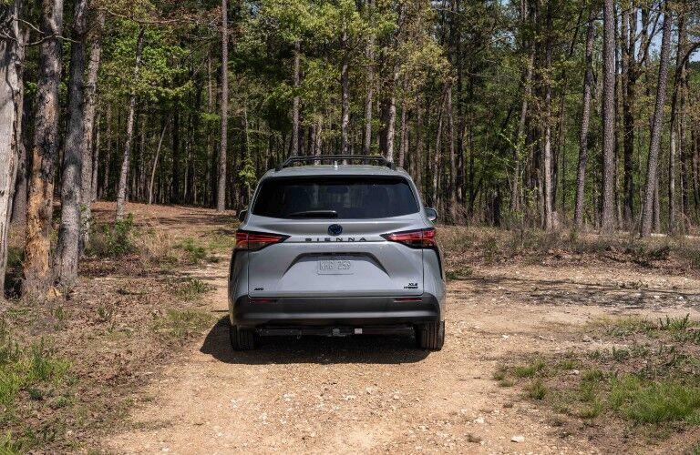2022 Toyota Sienna Exterior Rear Fascia