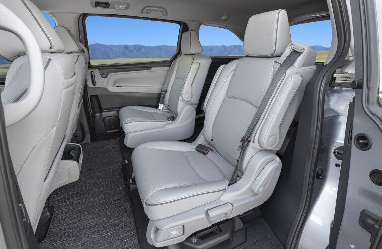 2022 Honda Odyssey Interior Cabin Seating