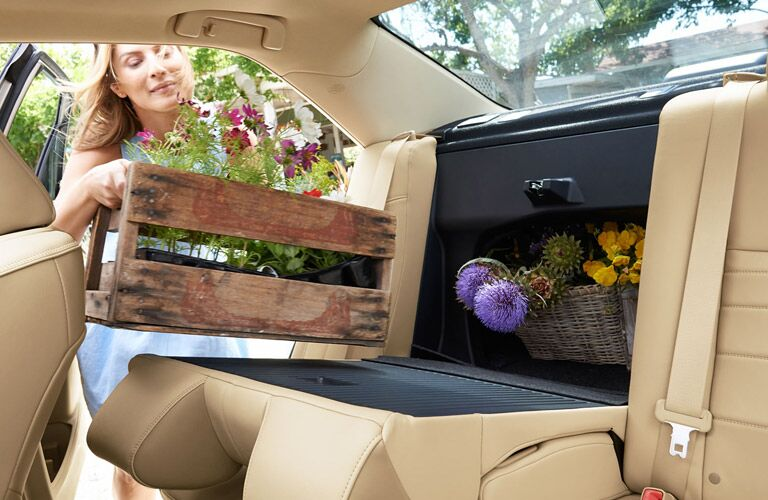More storage space for 2016 Camry vs. 2016 Sentra