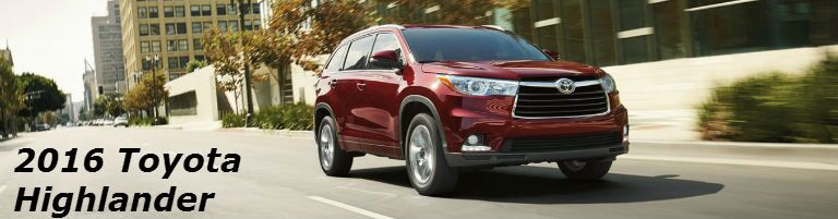 2016 Toyota Highlander in Lima, OH